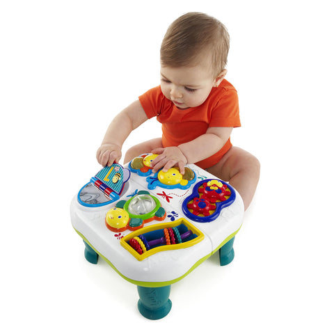 Bright Starts 2-in-1 ConvertMe Activity Table & Gym