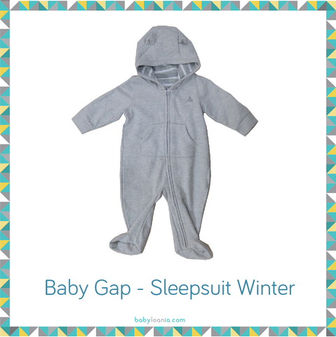 Babygap - Sleepsuit Winter