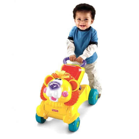 Fisher Price Infant Step & Ride Lion