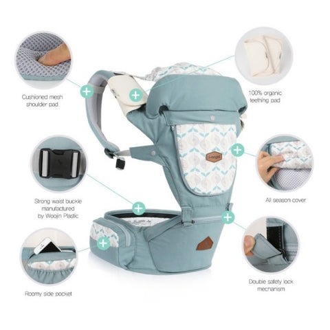 I-Angel Miracle Hipseat Carrier