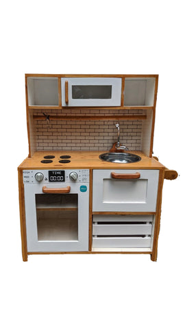 Atticlab Design Natural Small Kitchen Set