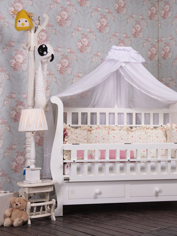BabyMinds Elle with Drawer + Baby Bee Mattress