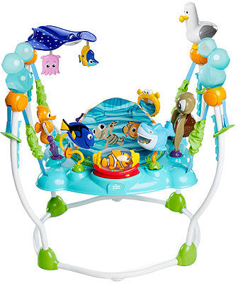 Bright Starts Finding Nemo Sea Of Activities Jumper