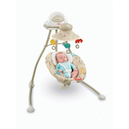 Fisher Price Cradle 'n Swing