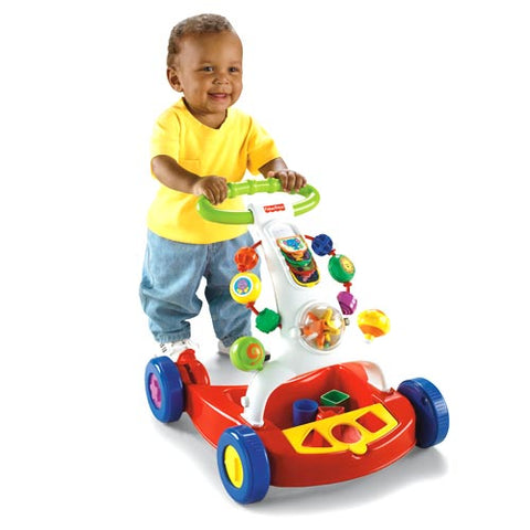 Fisher-Price Walker To Wagon