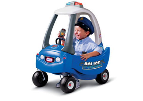Little Tikes Police Patrol Car