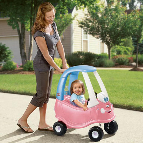 Little Tikes Princess Cozy Coupe 30th Anniversary Car