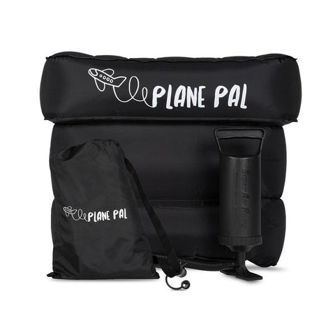 Plane Pal Inflatable Travel Pillow