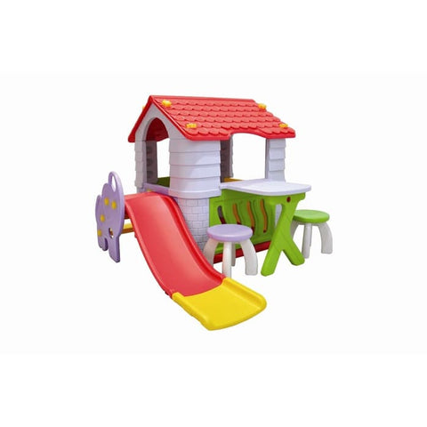 L'abeille Dream House with Elephant Slide