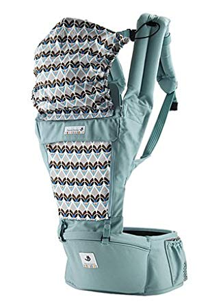 Pognae Orga Organic Hipseat Carrier