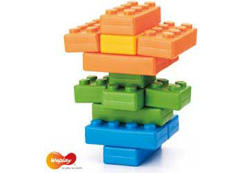 Weplay Q-Blocks 16 pieces