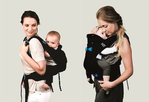 WeMadeMe Pao Papoose Baby Carrier