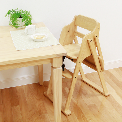Yamatoya Nico Folding High Chair