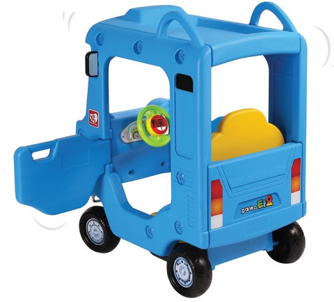 Yaya Tayo the Little Bus Car