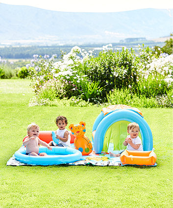ELC Inflatable Playing Island