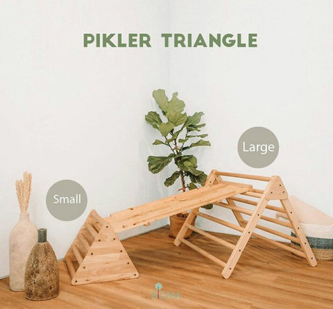 BIOMA Pikler triangle SMALL