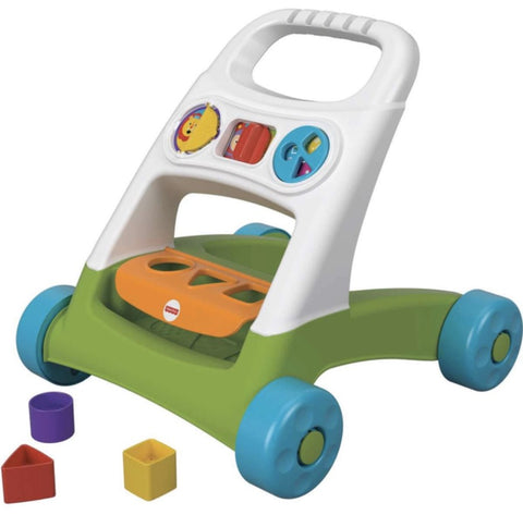 Fisher Price - Busy Activity Walker