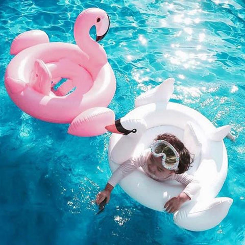 Aiboully Inflatable Kids Swimming Ring