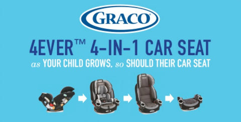 Graco 4Ever All In 1