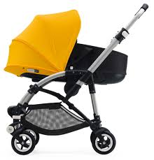 Bugaboo Bee 5 Bassinet with Base & Adaptor