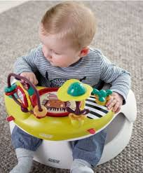 Mamas Papas Baby Snug and Activity Play Tray