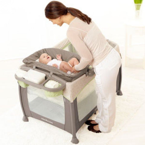 Ingenuity Washable Playard with Dream Centre