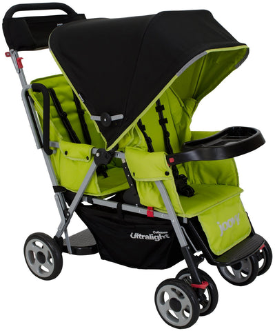 Joovy Caboose Ultralight with Extra Seat Stroller