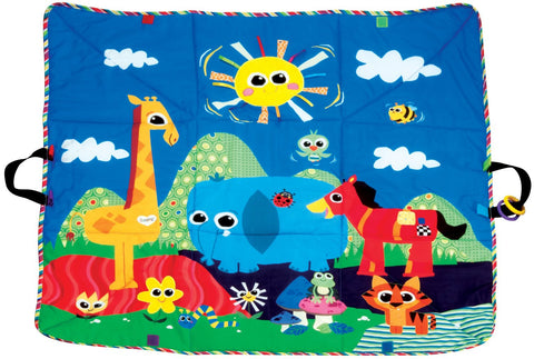 Lamaze Take and Tidy Activity Mat