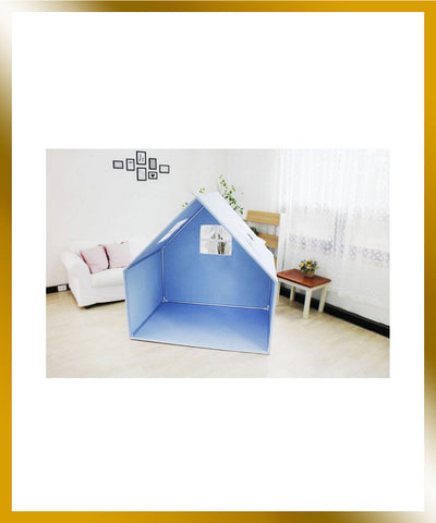 Foldaway Bumper Wide Mat & Playhouse Set
