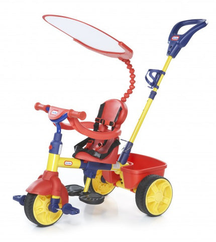 Little Tikes 4 in 1 Trike Primary