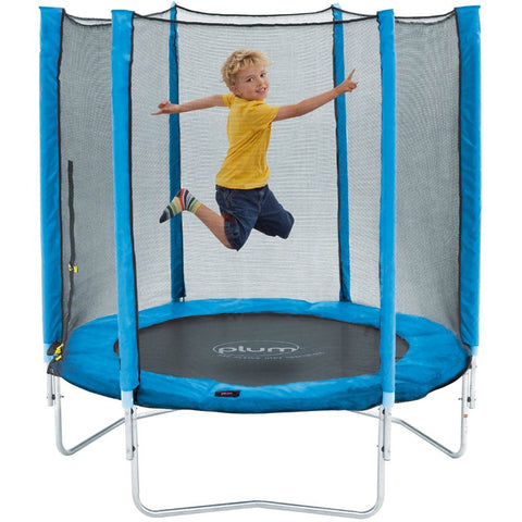Plum Junior Trampoline and Enclosure 6ft
