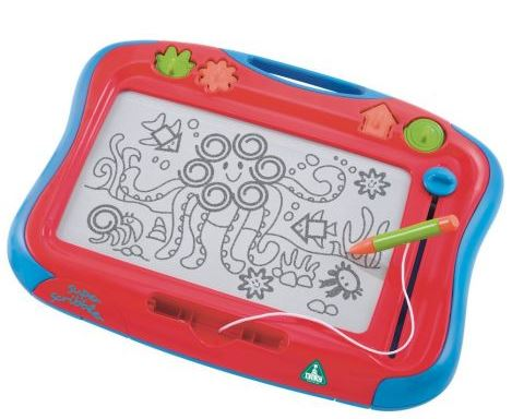Bundle - of Toys 16 : ELC Super Scribbler & ELC Lights and Sounds Phonics Desk