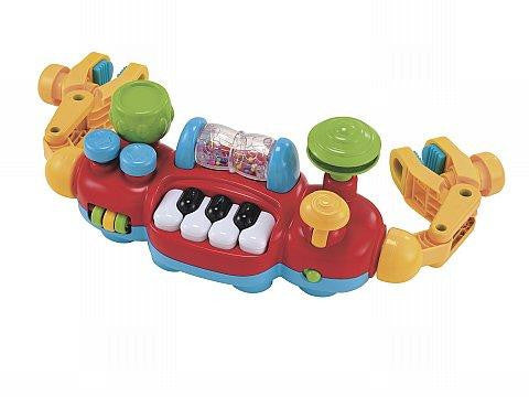 ELC Light & Sound Musical Buggy Bar