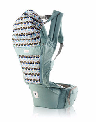 Pognae ORGA - 100% Organic Cotton Hipseat Carrier