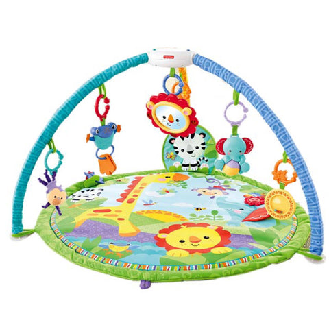 Fisher Price Rainforest Friends Musical Activity Gym