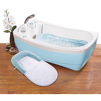Summer Infant Lil' Luxuries Whirpool, Bubbling Spa & Shower