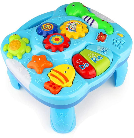 TOT Kids - Ocean Musical Learning Table