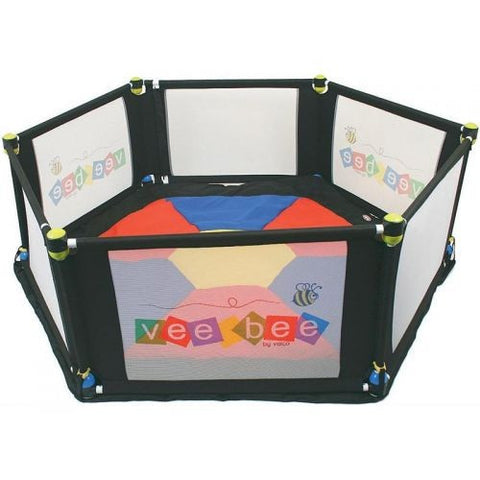 Valco VeeBee 6-Sided Playard