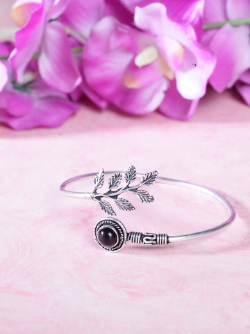 German Silver Owl Inspired Bracelet For Women & Girls