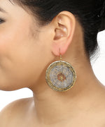 Classic Circle Earrings