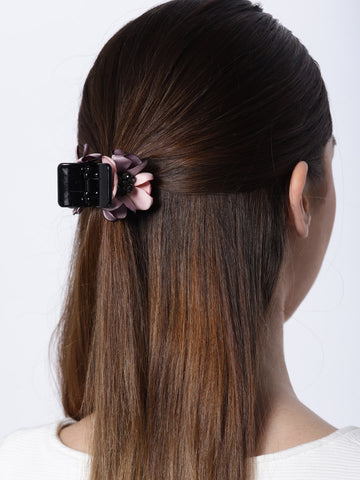 Floral Hair Clutcher For Girls & Women