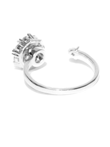 Soliter Adjustable Ring For Women & Girls