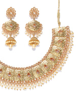 Priyaasi's Gold Plated jewellery Set For Women & Girls