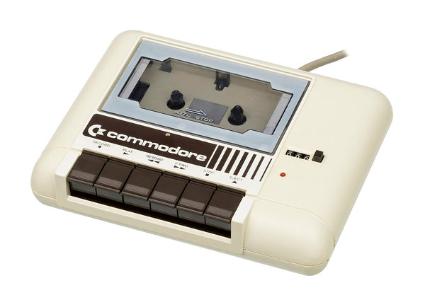 Commodore C2N Cassette Tape Drive
