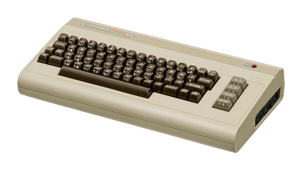 Commodore 64 (Breadbin type, NTSC)