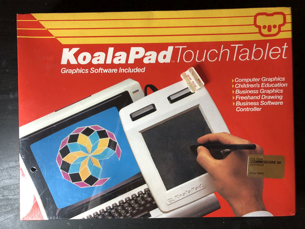 KoalaPad (Commodore 64) NEW IN BOX