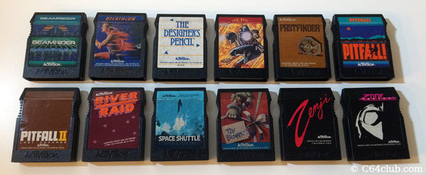 Commodore 64 Cartridges