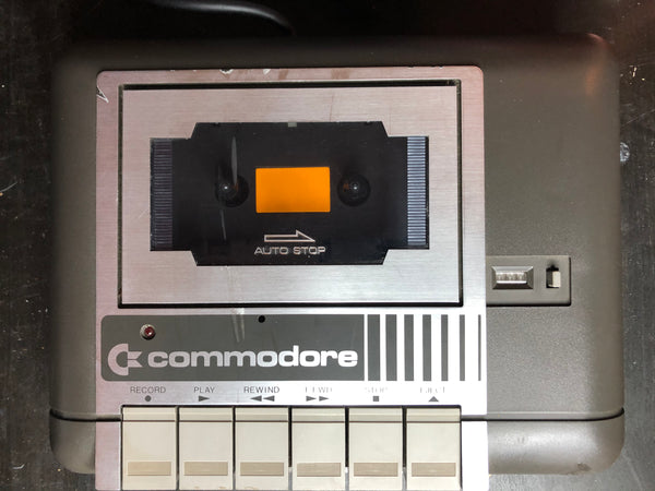 Commodore 1531 Cassette Tape Drive