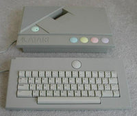 Atari XEGS without Light Gun