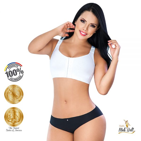 sports post surgical bra 5025